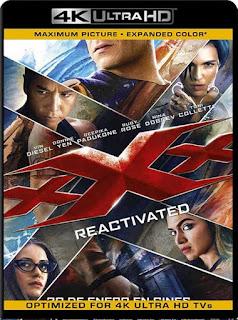 xXx: Reactivated (2017) 2160p 4k UHD HDR Latino [GoogleDrive] SXGO