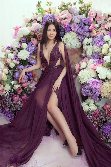 Ngân Anh sau hai năm đăng quang Hoa hậu Đại dương