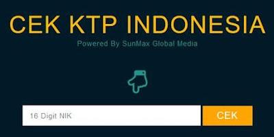 Cara Mudah Cek KTP via Online Tahun Ini