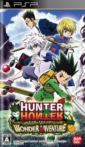 Hunter X Hunter Wonder Adventure [JPN] ISO Download