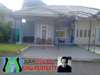 Rp.1.350 Milyar Dijual Cepat Rumah Siap Huni Di BGH Sentul City (code:268)