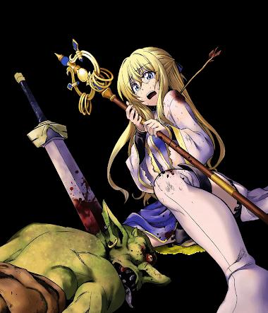 Goblin Slayer - Priestess
