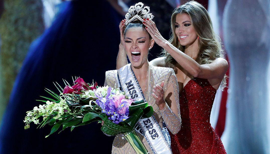 Demi-Leigh Nel-Peters é a nova Miss Universo Foto: Steve Marcus/Reuters