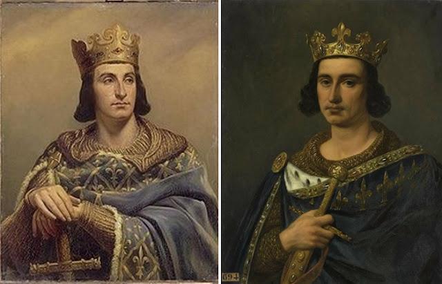 Retratos de Luís IX