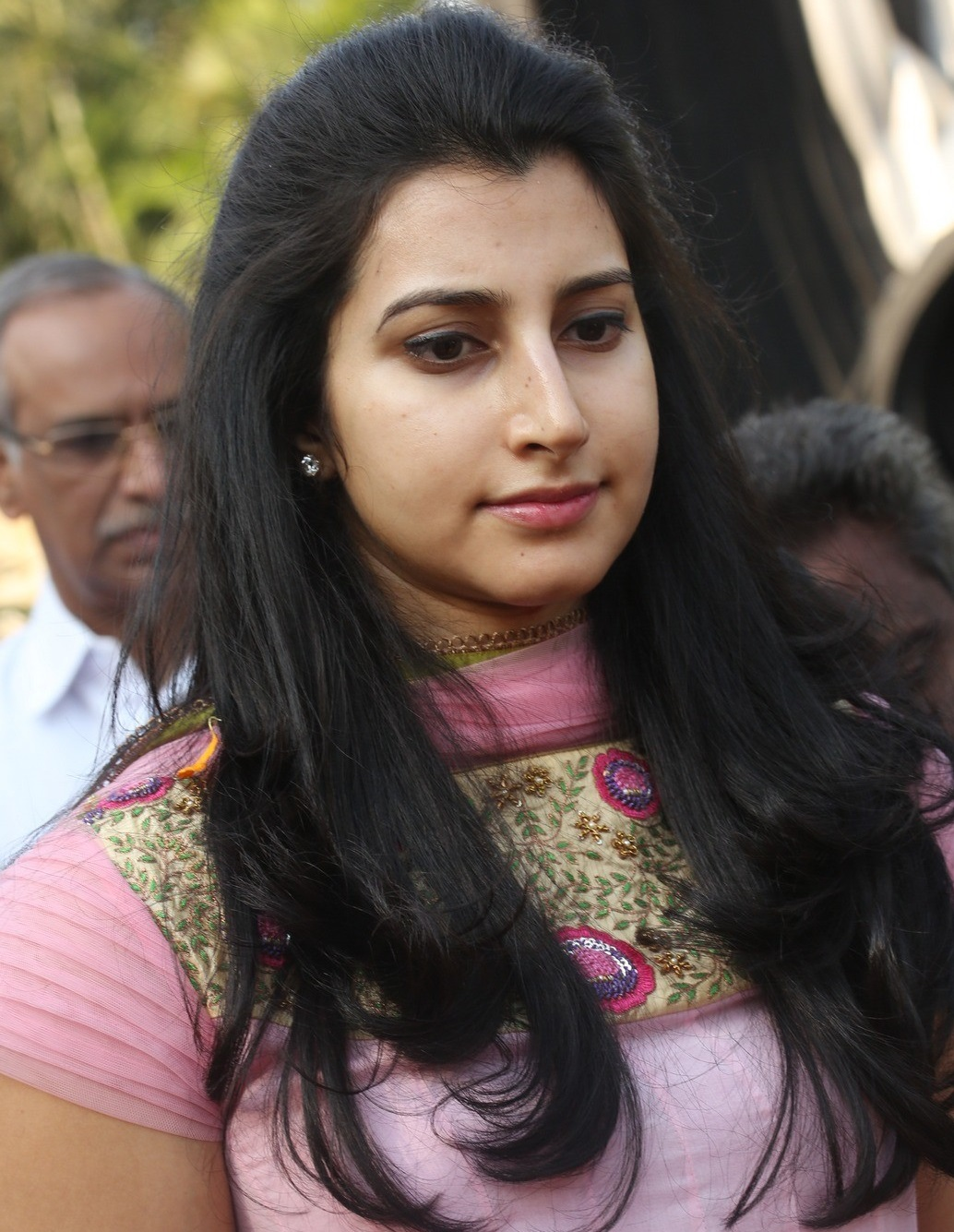 Balakrishna Daughter Brahmani Latest Photos In Pink Dress