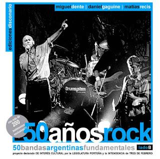 Cincuenta años de rock, lado B