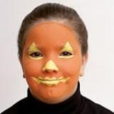 Pumpkin Face - Step 2