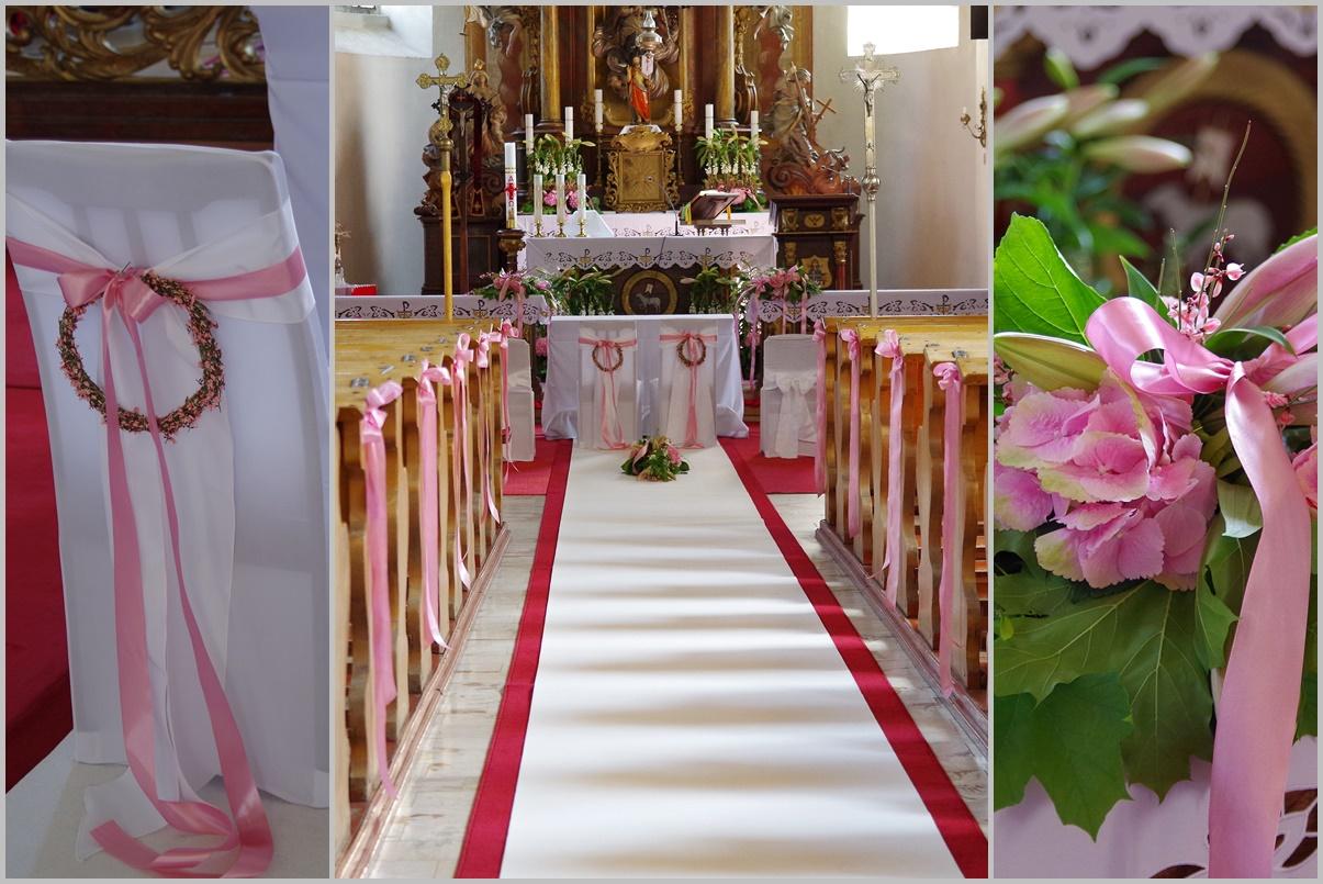 Biały dywan na ślub opolskie