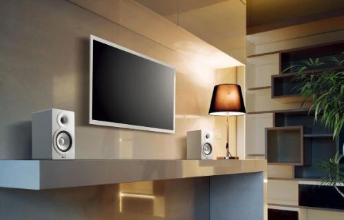 Boekenplank speakers Yamaha