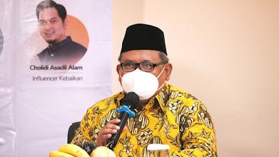 Direktur Baznas Ajak Masyarakat Tunaikan Zakat Infak Sedekah di BMH