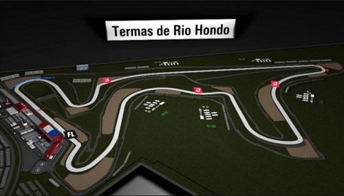 GP Argentina, Termas de Rio Hondo