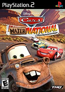 Disney-Pixar Cars - Mater-National Championship (USA) PS2 ISO
