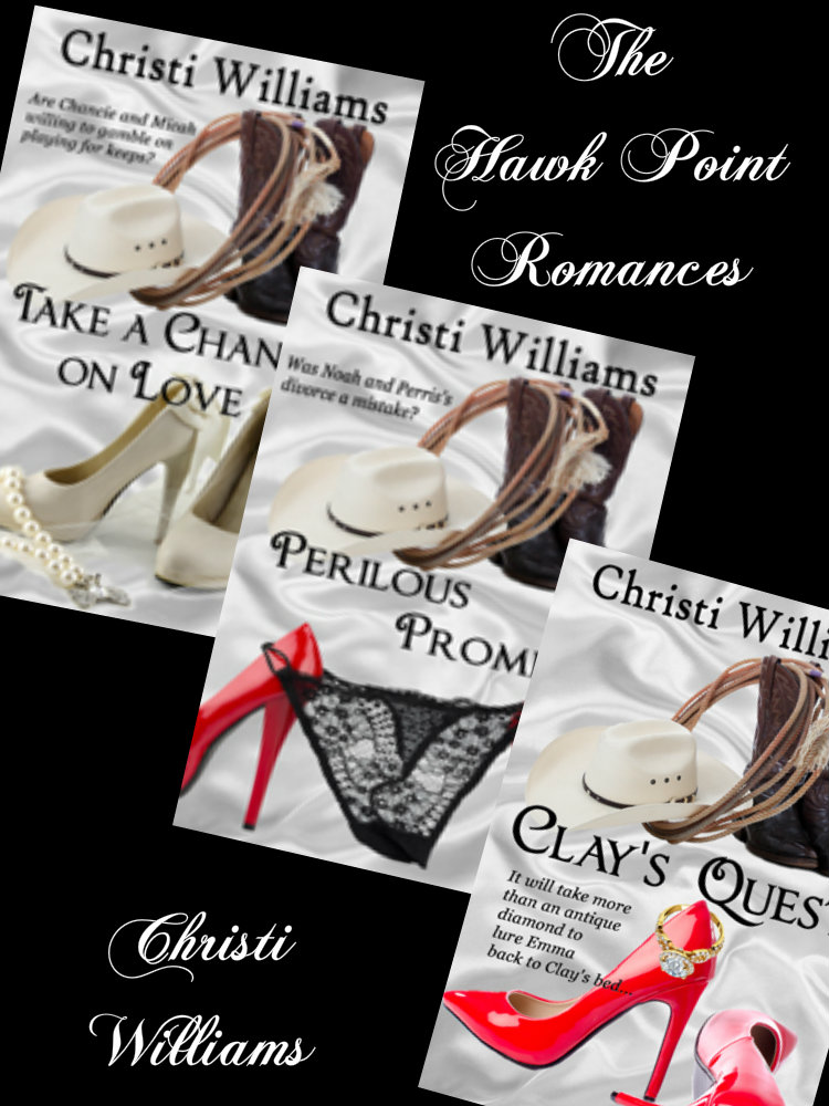 HAWK POINT ROMANCES: THE COLLECTION