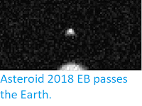 http://sciencythoughts.blogspot.com/2019/10/asteroid-2018-eb-passes-earth.html