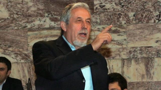 Πώς έχασε τη ζωή του ο πρώην βουλευτής Αργολίδας Γιάννης Μανώλης