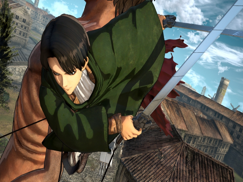 Attack on Titan Wings of Freedom Highly Compressed Free Download