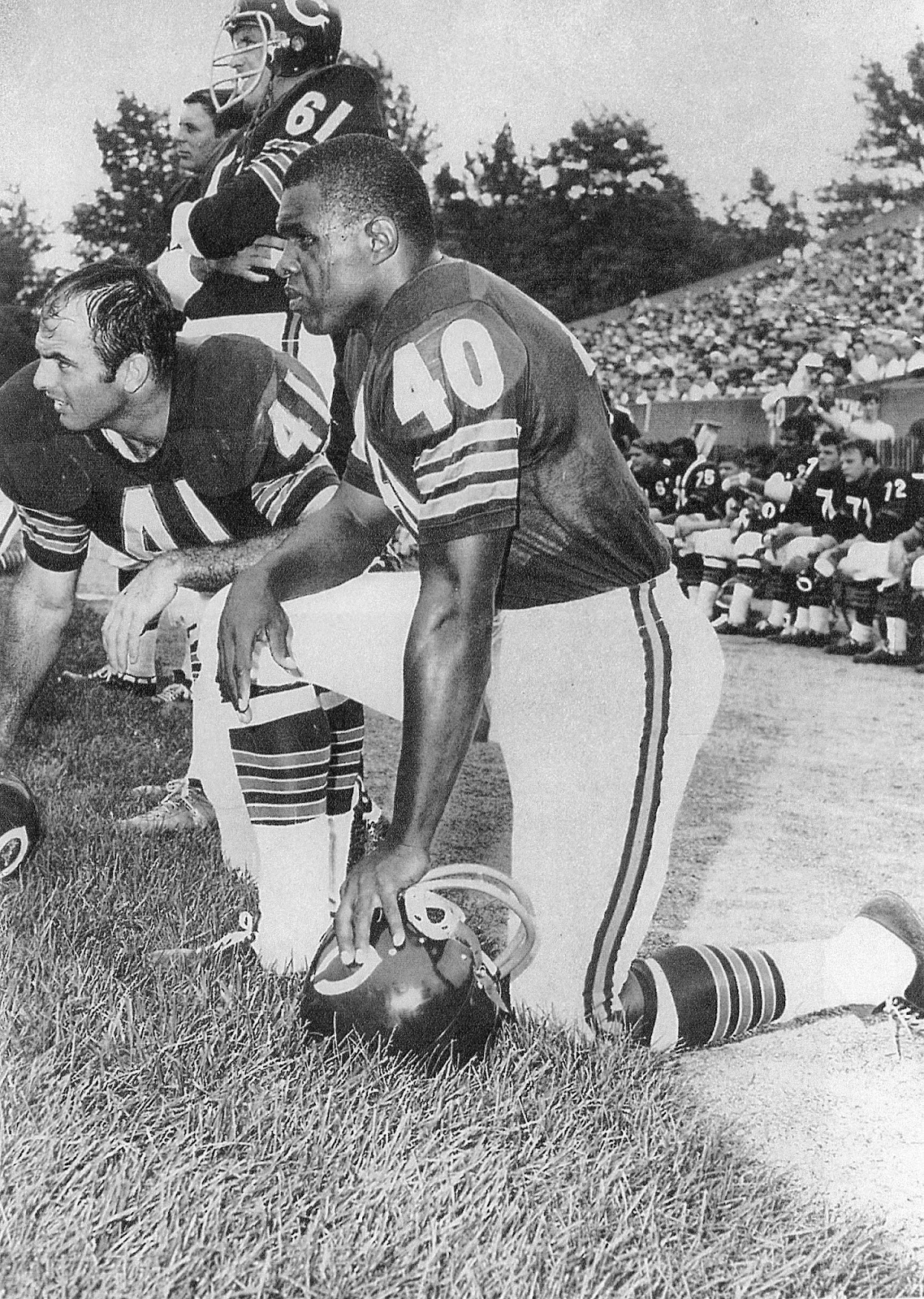 Brian Piccolo Remembering Pro Football Journal