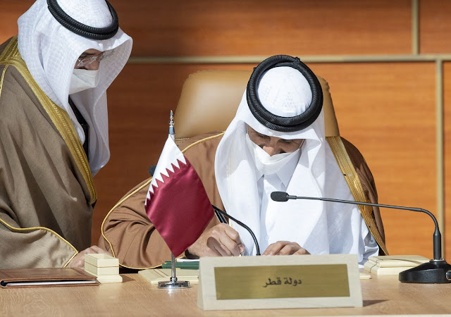 #Qatar Comes Out of GCC Embargo with a Much Stronger Hand - Bloomberg