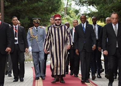 الكركرات .. بتعليمات ملك إفريقيا محمد السادس نصره الله قافلة طبية مغربية تتوجه إلى غرب إفريقيا