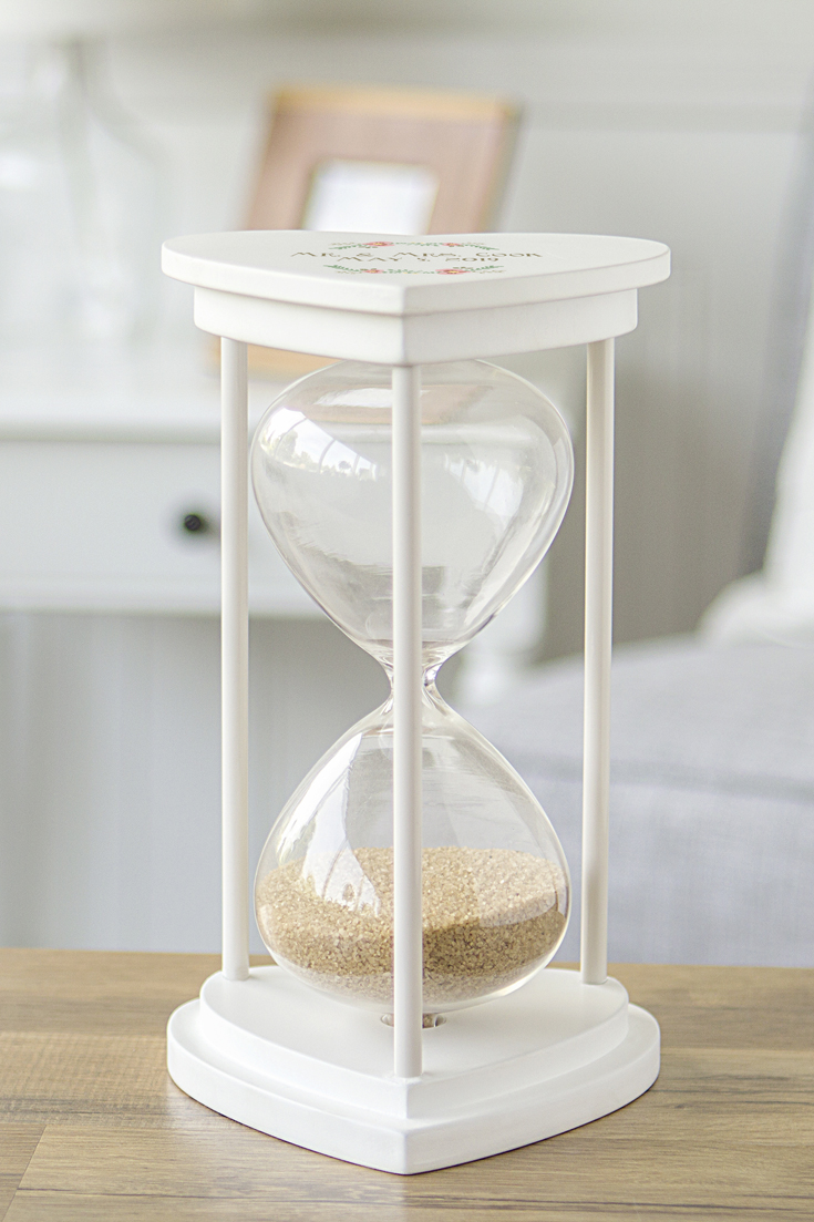 Keepsake Hourglass Set
