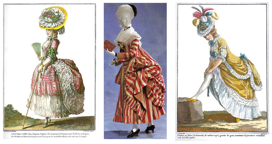 Schuyler Mansion State Historic Site Elbows Ankles And Decolletage Myths Of 18th Century Women S Fashion Part 1