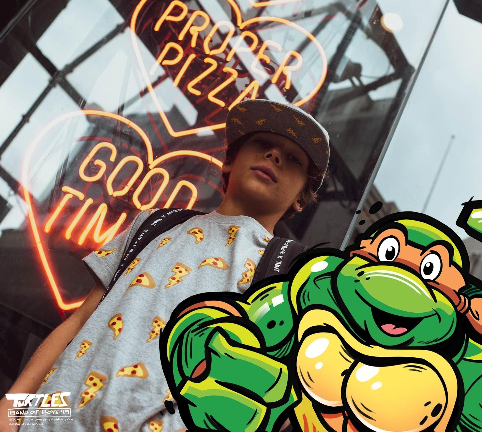 Nickelodeon Boys Ninja Turtles Muscle Tank Top
