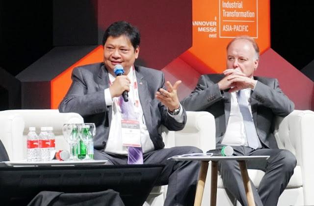Menperin: Kolaborasi RI-Singapura Pacu Pertumbuhan Ekonomi di Asia