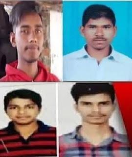 Hyderabad rapist encountered