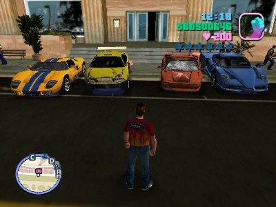 GTA Vice City Fast and Furious Picture, Wallpapers, photos
