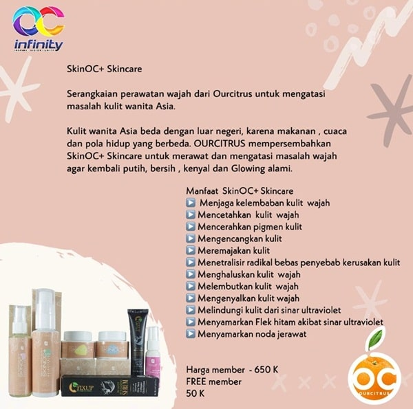 SkinCare  ourcitrus