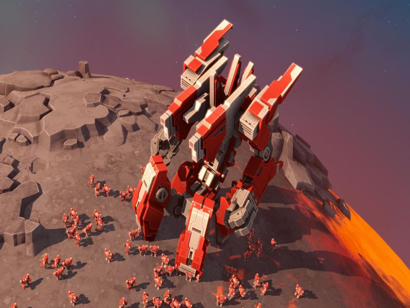 Download Planetary Annihilation TITANS Game Setup Exe