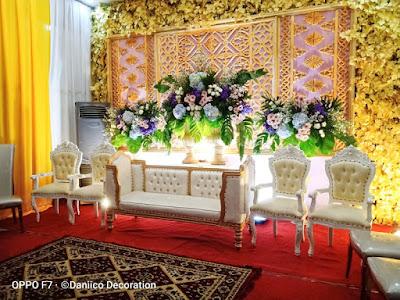 Dekorasi Pernikahan Sederhana Modern Di Rumah