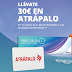 Llévate 30€ en Atrápalo