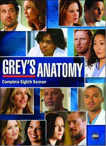Greys Anatomy Temporada 8 Ingles Subtitulado/Latino