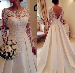 http://www.edressuk.co.uk/a-line-scoop-sweep-brush-train-satin-long-sleeves-wedding-dresses-sp8066.html