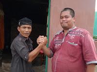 Edi Agus Syahputra Yang Sebelumnya Bekerja Disebuah Warung Kopi, Kini Sebagai Pengurus Panti Asuhan Nur Jannah