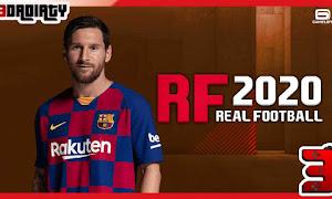 تحميل لعبة Real Football 2020 للاندرويد مهكرة من ميديافاير بحجم صغير