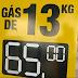 Gás de cozinha tem redução e botijão é vendido a R$ 65 no sul do  estado