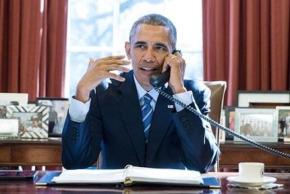 Obama Memecahkan World Record Follower Twitter Dalam 5 Jam