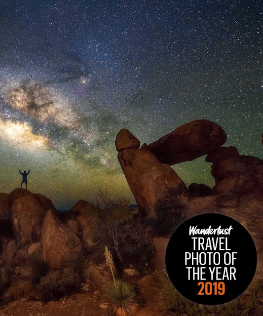 The Wanderlust Photo of the Year Competition Hadiah Trip to Txas dan Kamera Nikon