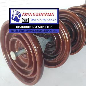 Jual Isolator Listrik Keramik 20 KV Tipe 70 KN di Bandung