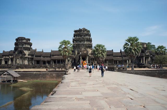 Angkor Wat . Photographie par Aleksandr Zykov (CC)