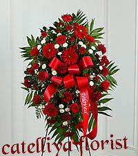 standing-flowers-congrats