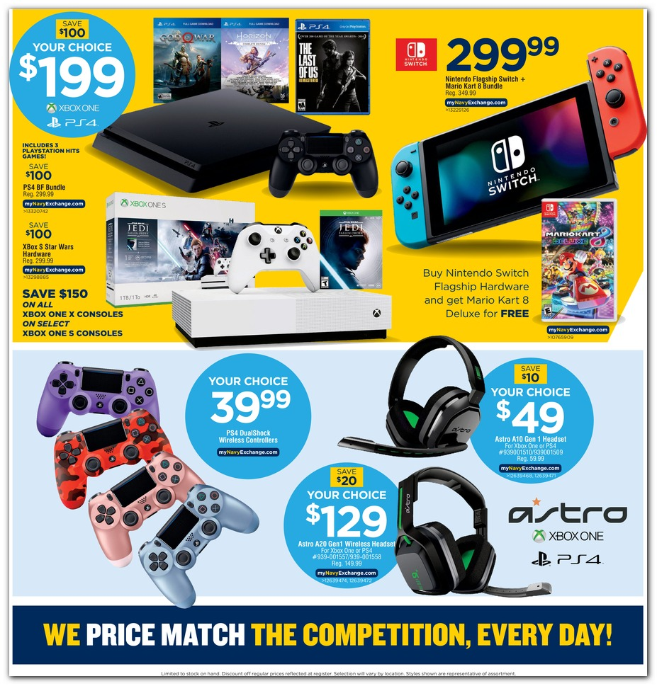 Navy Exchange Black Friday 2019 page 4