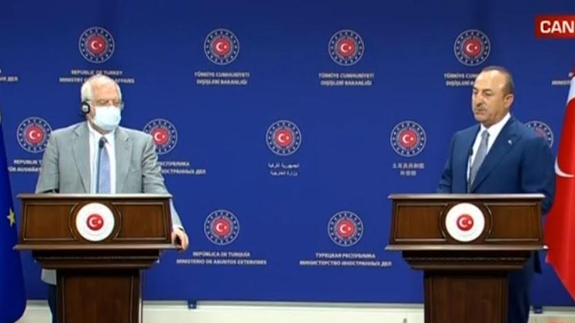 Σχέσεις ΕΕ-Τουρκίας: Μια στο καρφί και μια στο πέταλο