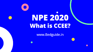 What is CCEE in India?