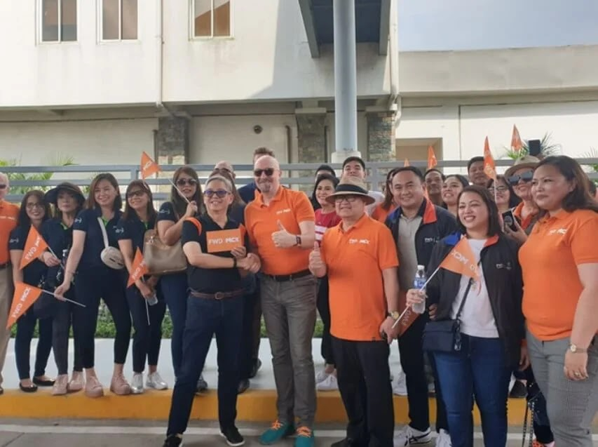 FWD Insurance teams up with MCX Tollway, Inc., unveils FWD - Muntinlupa-Cavite Expressway (MCX)