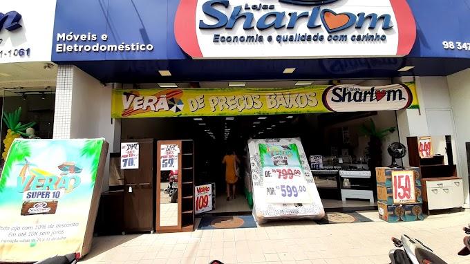 Promoção verão de preços baixos Sharlom Móveis.