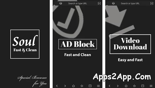 Soul Browser APK v1.1.41 [Ad-Free] [Latest]