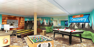 New Youth Centers To Be Deployed Fleet Wide on Princess Cruises Ships